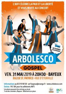 Concert Gospel à BROUCHY